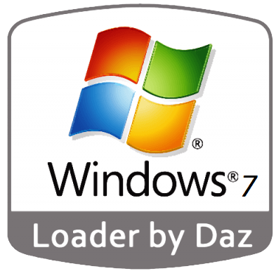 Windows 7 Loader v2.2.2 By Daz Free Download