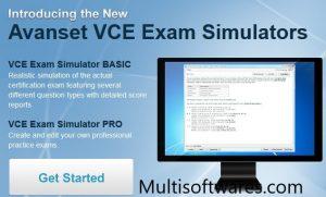 VCE Exam Simulator Crack & License Key Free Download