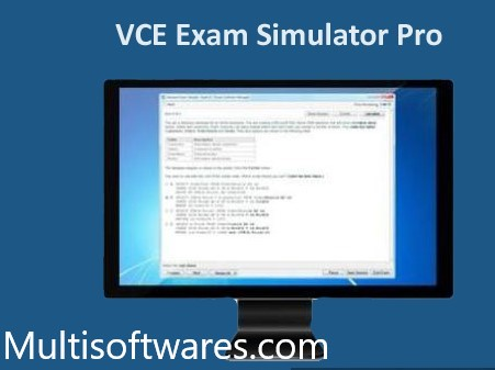 VCE Exam Simulator 2.6.1 Crack + License Key Free Download