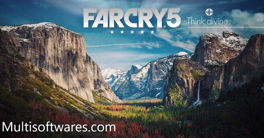 Far Cry 5 CPY Crack