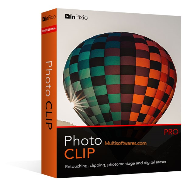 Inpixio Photo Clip 10 Professional Crack + Serial Key 2020 Download