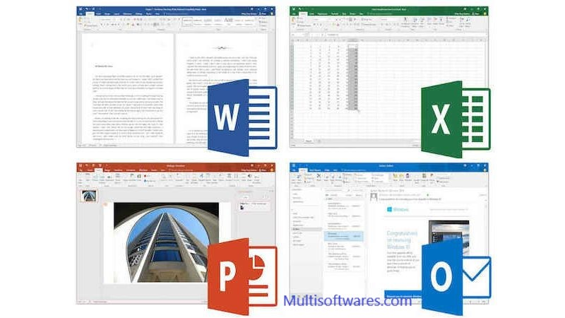 Microsoft Office 2019 Crack + Activator Key Free Download [Latest]