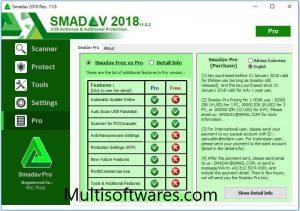 Smadav Antivirus Pro 2018 Crack + Serial Key Download