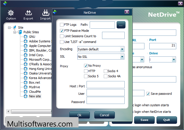 NetDrive 3 Crack With License Key Free Download