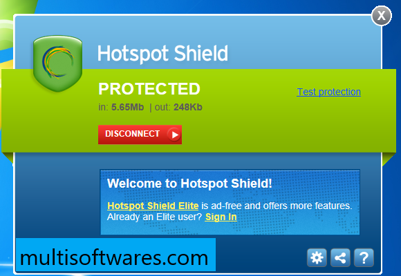 Hotspot Shield Elite 7.8.1 Crack + Patch Full Version [Latest]