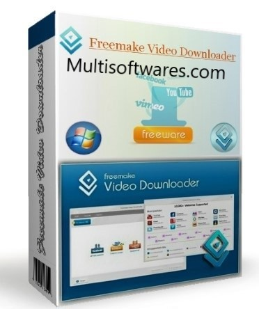 Freemake video Downloader 3.8.2 Crack + Keygen Free Download