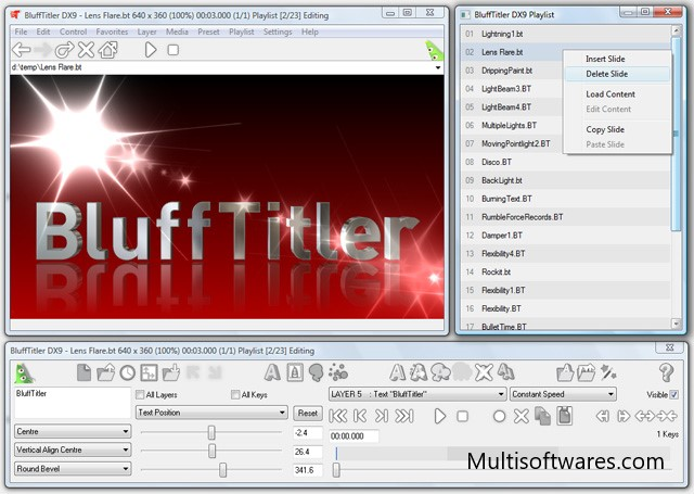 Blufftitler 14.8.0.1 Crack + Serial Key Full Download Latest