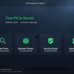 IObit Malware Fighter 6 Crack + License Key 2018