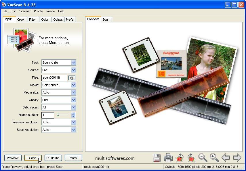 VueScan Pro 9.6.0.8 Crack + Keygen Full Free Download [Latest]