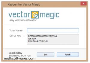 Vector Magic 1.20 Crack + Product Key & [Win + Mac] Free Download