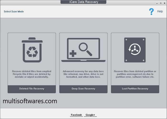 iCare Data Recovery Pro 8.2.0.4 Crack + Serial Key Download 2020