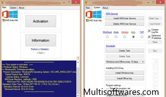 KMSAuto Net 2018 V1.5.2 Windows Activator Portable Free Download