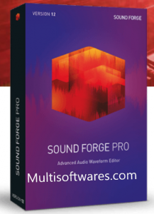 MAGIX Sound Forge Pro 12 Crack & Keygen Free Download [Latest]
