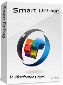 IObit Smart Defrag 6.2.5 Crack + Serial Key Free Download 2019