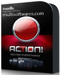 Mirillis Action 3.5.4 Crack + License Key Free Download