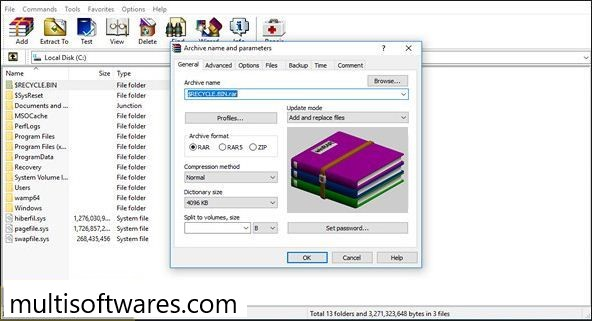 WinRAR 5.90 Crack + Keygen Free Download {32/64 bit} Update