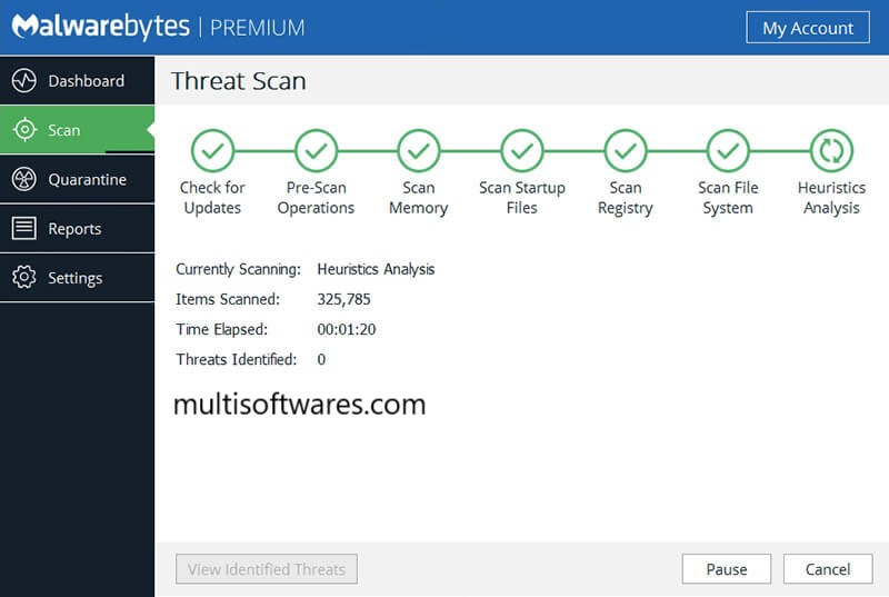 Malwarebytes Anti-Malware 3.6.1 Crack + Key Download 2019