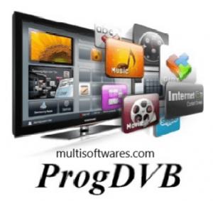 ProgDVB 7.24.5 Crack + Keygen Free Download