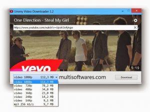 Ummy Video Downloader 1.8 Crack + License Key Free Is Here