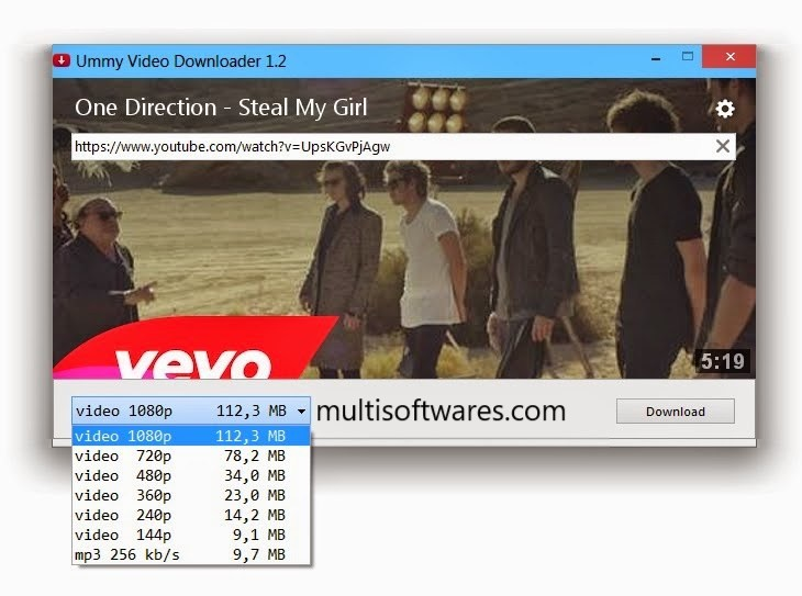 Ummy Video Downloader 1.10.7.0 Crack + License Key Free Download