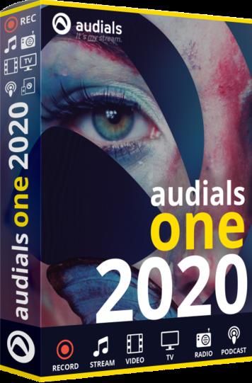 Audials One Platinum 2021