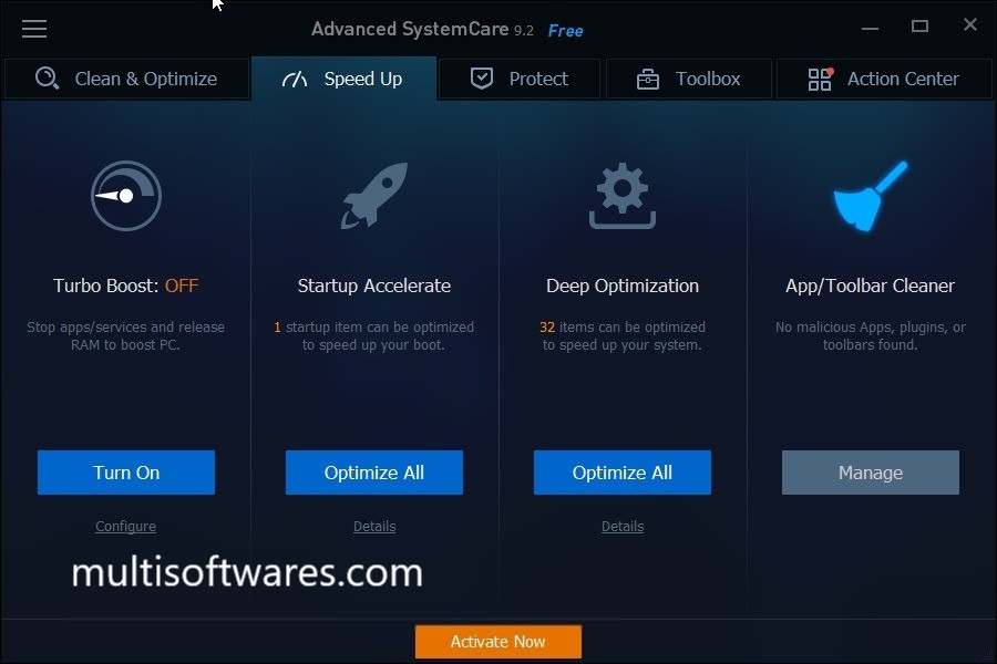 Advanced SystemCare Pro 12.5.0 Crack + Serial Key Free Download