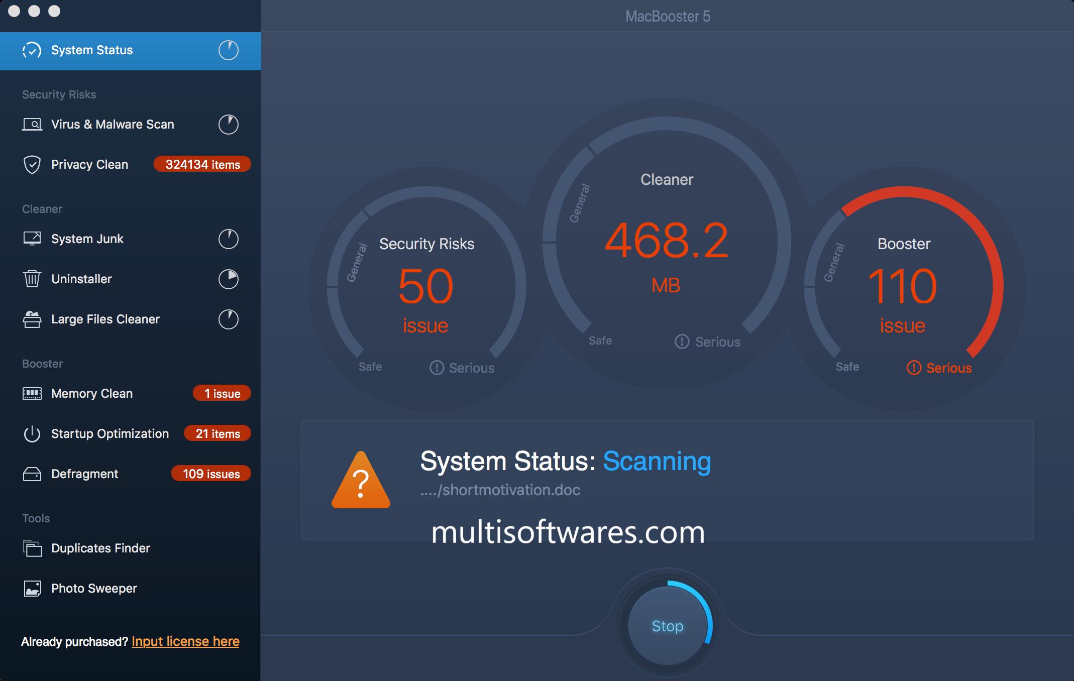 MacBooster 8.0.4 Crack + License Key Free Download 2020