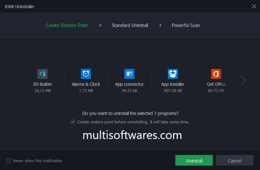 IObit Uninstaller Pro 8.6.0.6 Crack + License Key Free Download [2019]