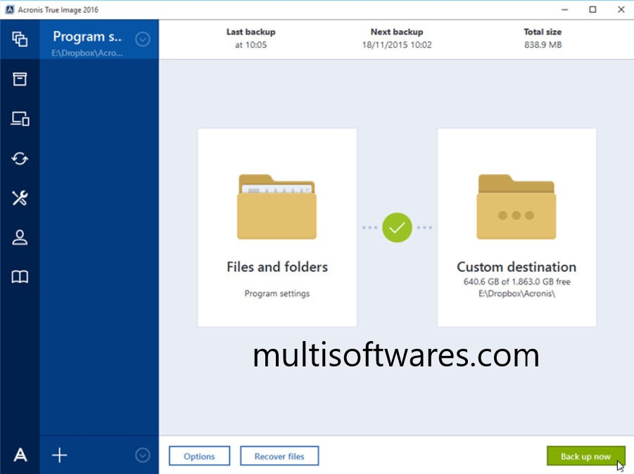 Acronis True Image 2020 Crack + Keygen Full Download