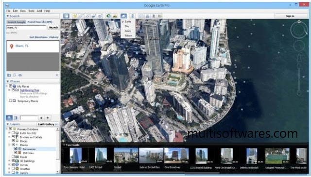 Google Earth 7.3.3.7721 Crack + License Key Free 2020 Download