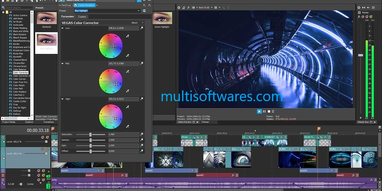 Sony Vegas Pro 16 Crack + Serial Key Full Download 2019