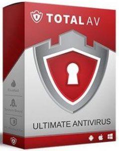 Total AV Antivirus 2019 Crack + Serial Key Free Download