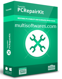 TweakBit PCRepairKit 1.8.3.10 Crack + Serial Key Free Download