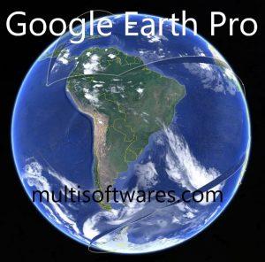 Google Earth Pro 7.3.2 Crack + License Key Free Download [Latest]