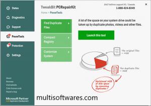 TweakBit PCRepairKit 1.8.3.10 Crack + Serial Key Free Download
