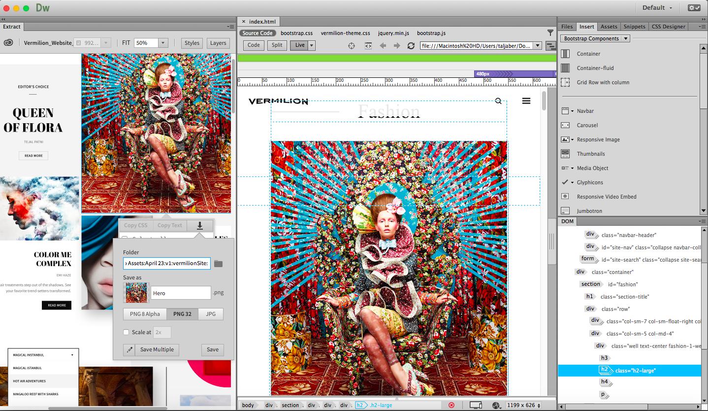 Adobe Dreamweaver CC 2020 Crack + Serial Number Download